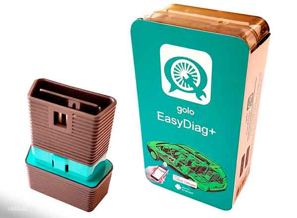Launch Golo Easydiag