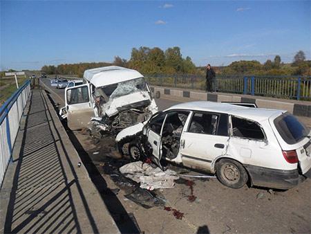 смертельное дтп водителей без прав