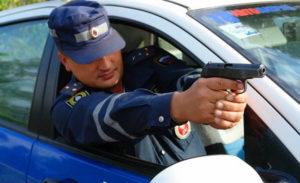Инспектор ДПС убил нарушителя ПДД, который оказался сыном судьи