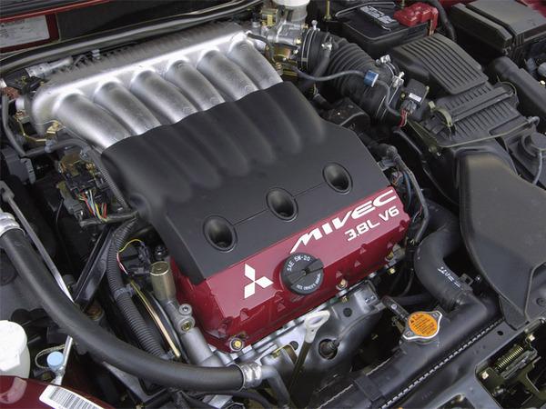 2007 Mitsubishi Galant Ralliart.