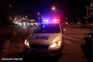 ДТП погиб сотрудник полиции